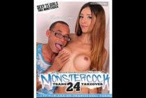 Monster Cock Trans Takeover 24