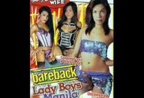 Bareback Lady Boys Of Manila