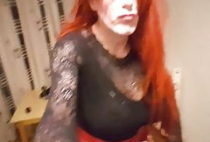 Big cock redhead Suleika fucks married man