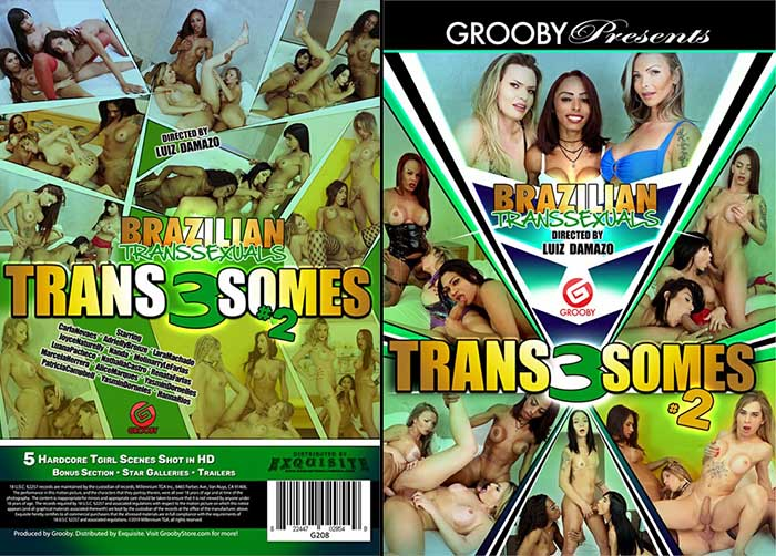 Brazilian Transsexuals Trans 3 Somes 2
