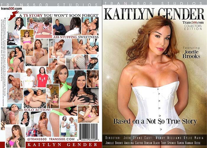 Kaitlyn Gender: Based On A Not So True Story