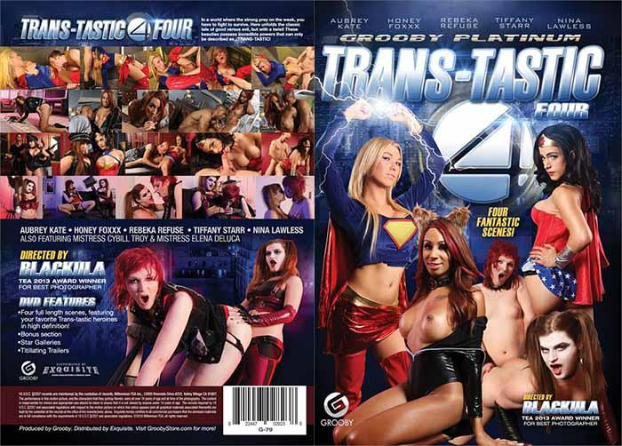Trans-Tastic Four