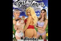 T-Girl Teasers 12 Blondes