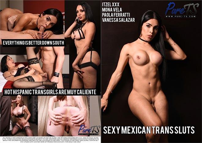 Sexy Mexican Trans Sluts