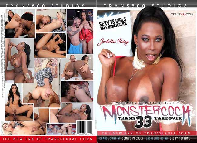 MonsterCock Trans Takeover 33