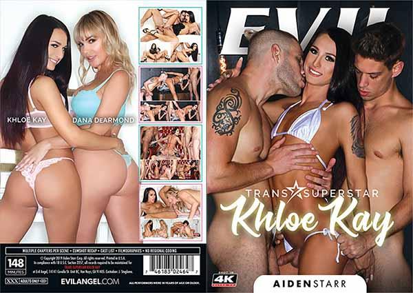 Trans Superstar Khloe Kay