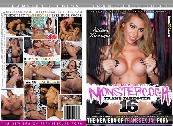 Monstercock Trans Takeover 16