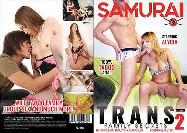 Trans Family Secrets 2
