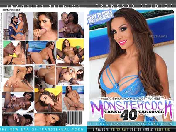 MonsterCock Trans Takeover 40