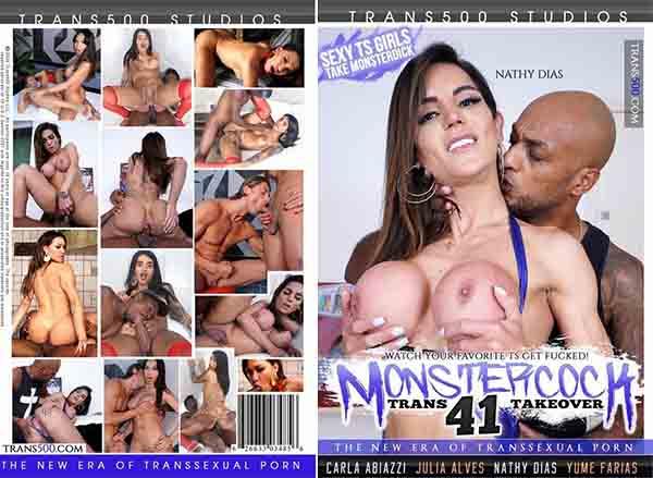 MonsterCock Trans Takeover 41