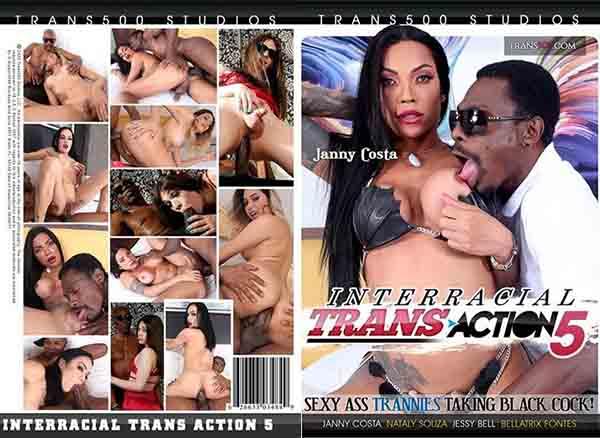 Interracial Trans Action 5