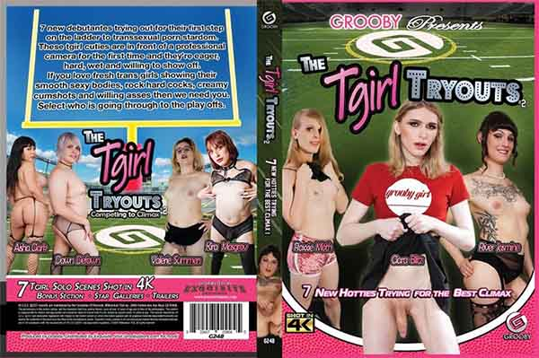The T-Girl Tryouts 2