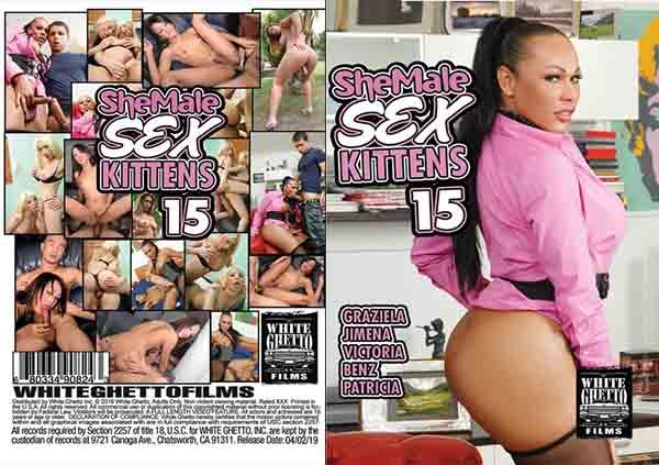 Shemale Sex Kittens 15