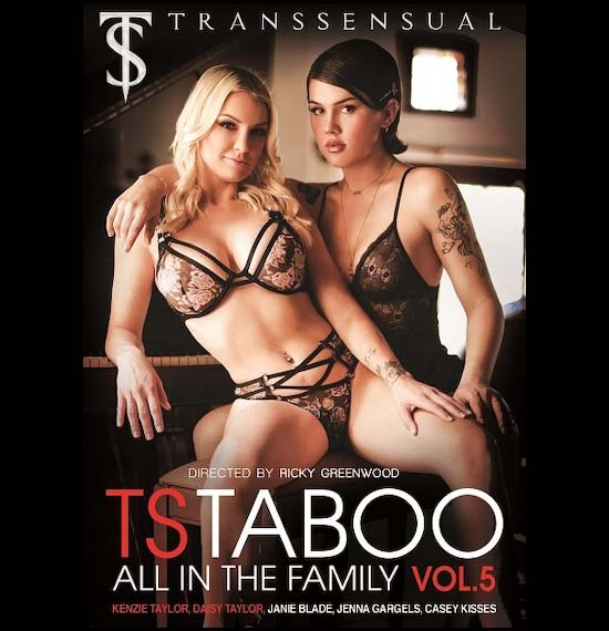 TS Taboo 5 All In The Family