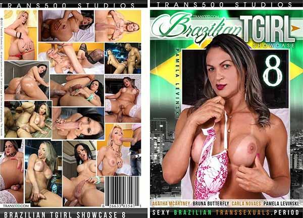 Brazilian TGirl Showcase 8