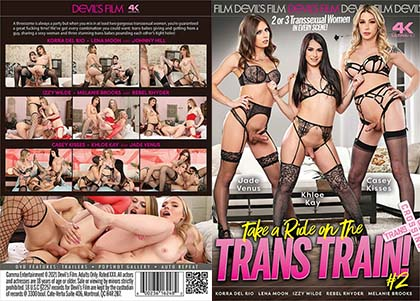Take A Ride On The Trans Train! 2